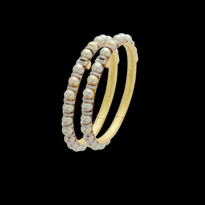 south sea pearl diamond bangles